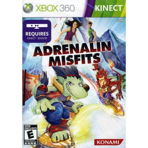 Adrenalin Misfits (Xbox 360/Kinect)