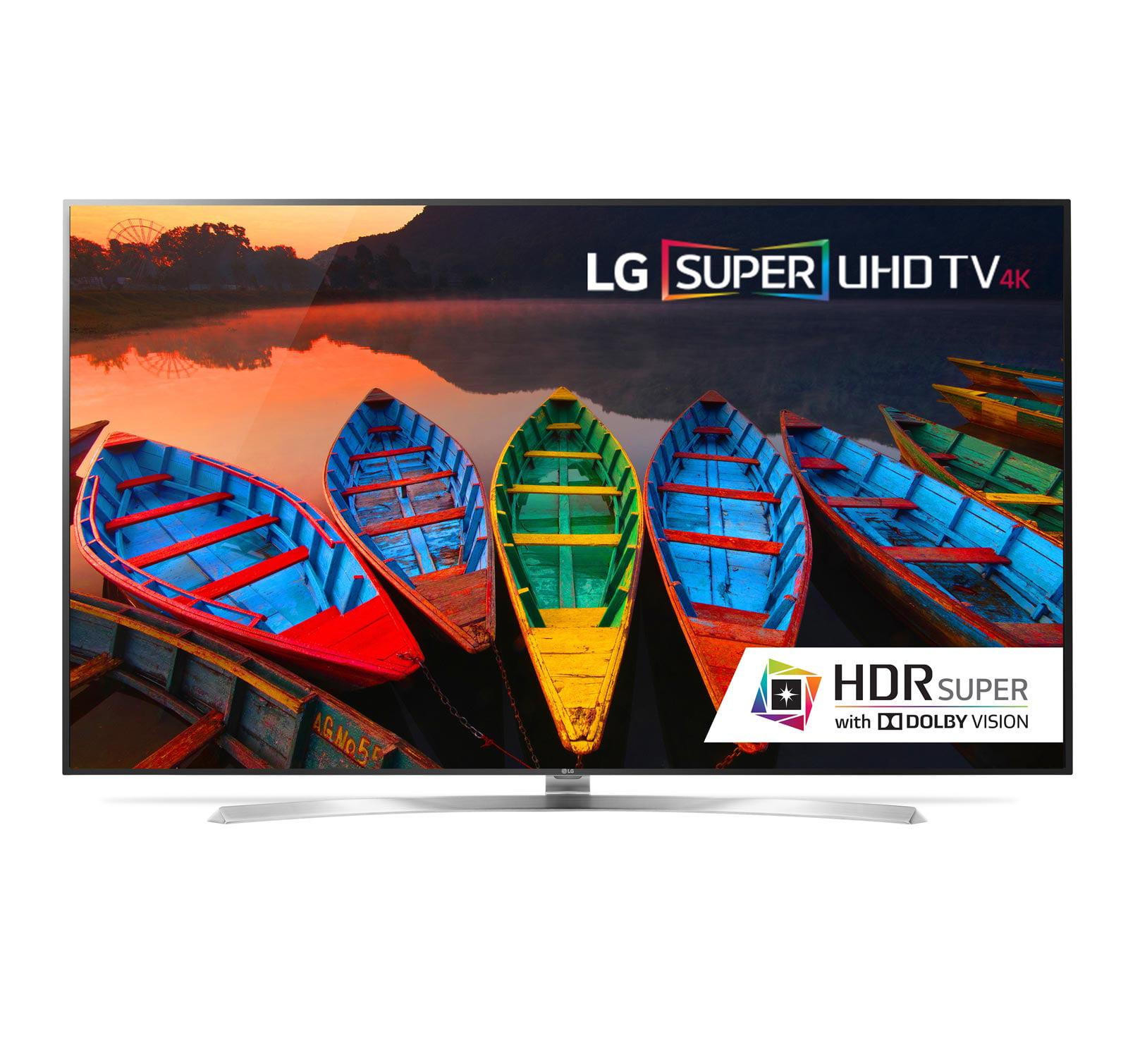 """LG 75UH8500 75"""" Smart LED 4K Ultra HD TV"""