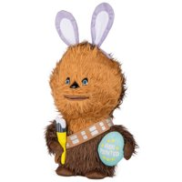 Easter Greeter Chewbacca with Egg and Paint Brush Star Wars
