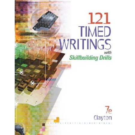 121 Timed Writings with Skillbuilding Drills with Micropace Pro Individual