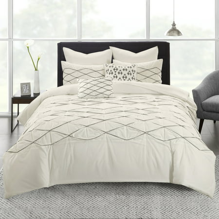 Home Essence Apartment Carlisle Cotton Duvet Cover Set