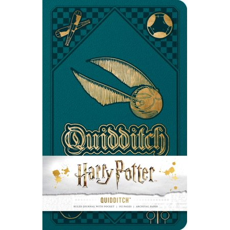 Harry Potter: Quidditch Hardcover Ruled Journal - Harry Potter Quidditch Outfit