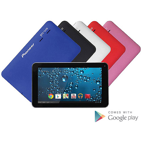 "Pioneer 7"" Tablet 8GB Dual Core"