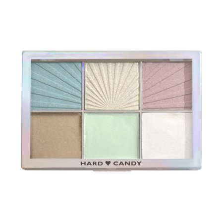 Hard Candy Just Glow Highlighting Palette, 1383 Holographic