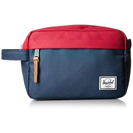 27d8e6c23c7 Herschel Supply Co. Chapter Travel Kit,Navy Red,One Size - Walmart.com