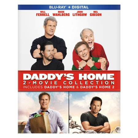 Daddy's Home 2-Movie Collection (Blu-ray + Digital)