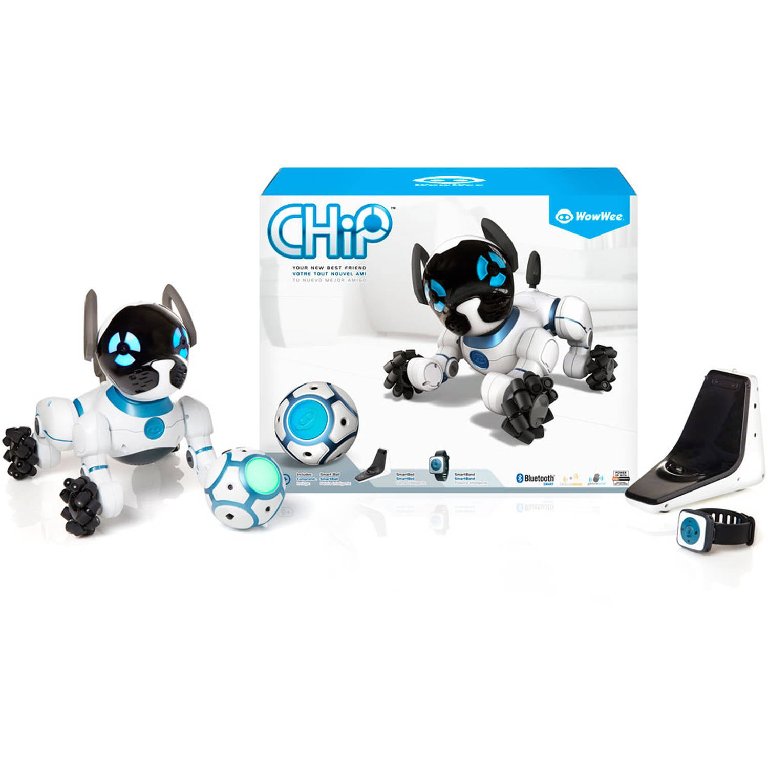 Wowwee Chip Robot Dog Walmart