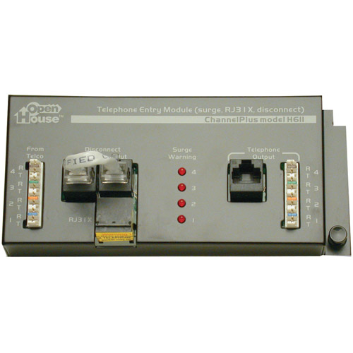 Linear H611 Telephone Surge Module