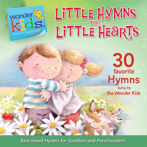 Wonder Kids: Little Hymns for Little Hearts (Audiobook)