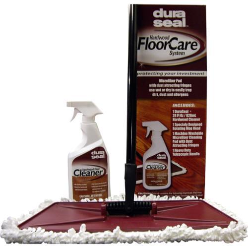 DURA SEAL Hardwood Floor Care System