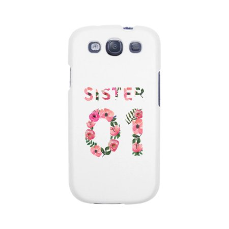 Sister01-Right Family Matching Case For Galaxy S3 Case Best