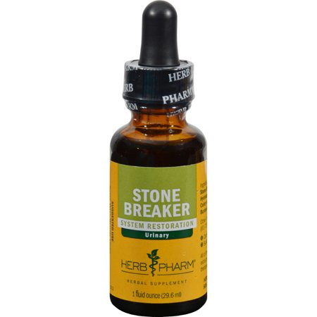 Herb Pharm Stone Breaker Chanca Piedra Compound Liquid Herbal Extract - 1 fl oz