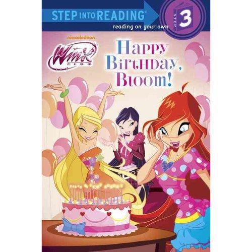 Happy Birthday, Bloom!