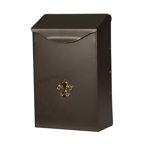 Gibraltar Mailboxes City Classic Wall Mounted Mailbox by Solar Group, The