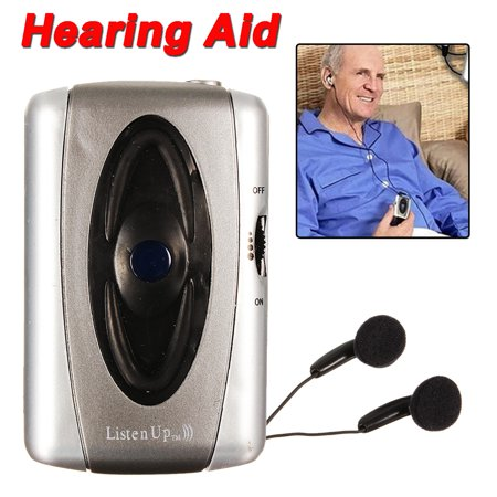 ing Aids Aid Personal Sound Amplifier Listening Device Headset For Old Men (Electronic Listening Device)