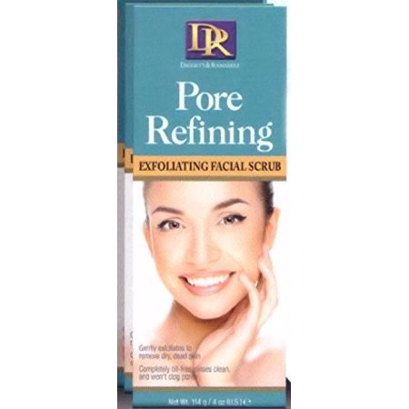 Daggett & Ramsdell Pore Refining Exfoliating Facial Scrub 4 oz. (Pack of 2)