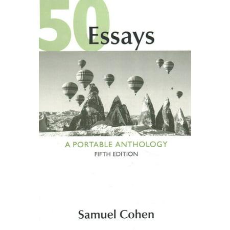 50 Essays : A Portable Anthology (50 Essays A Portable Anthology 4th Edition Ebook)