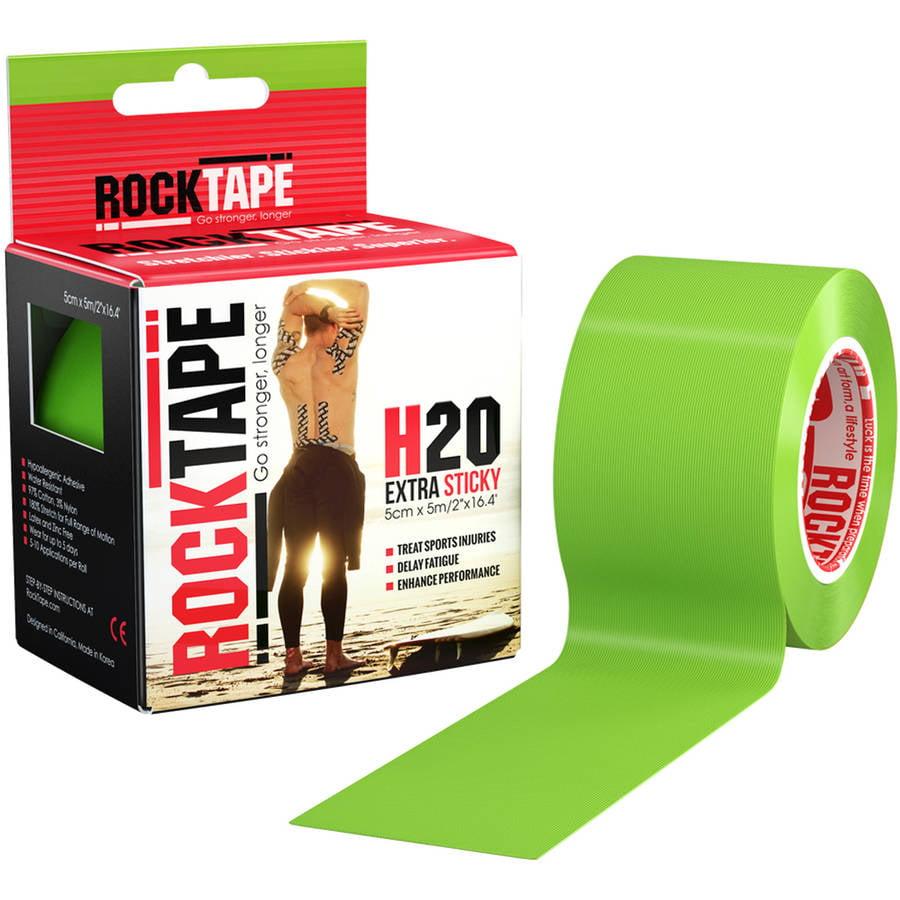 """2"""" RockTape, H2O Lime"""