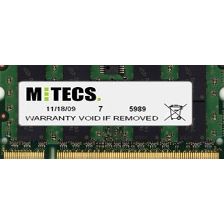 2GB DDR2-667 (PC2-5300) SODIMM Memory RAM Upgrade for the Acer Aspire 5100, 5315, 5515 and 5516 Notebook Laptops By 4AllDeals