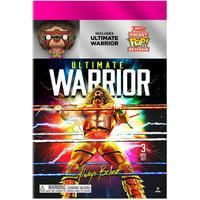 WWE: Ultimate Warrior - Always Believe/Ultimate Warrior Mini Funko (DVD)
