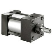 "Speedaire 5VCW9 Air Cylinder 250 psi 4"" Bore Dia. 37-3/4""L 31"" Stroke"