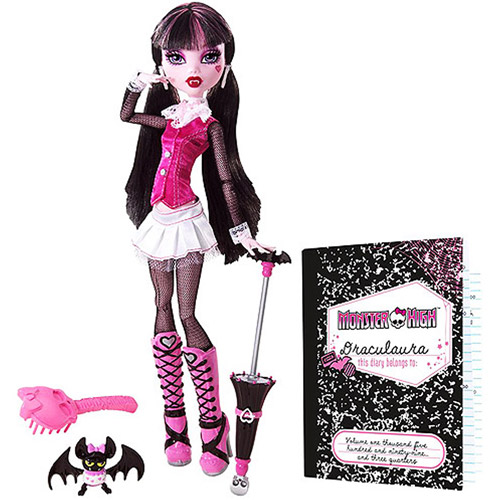 Monster High Draculaura Doll by Mattel, Inc.