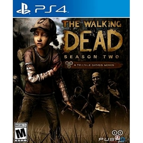 TELLTALE GAMES The Walking Dead Season 2