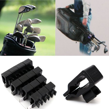14pcs Golf Bag Organizer Club Putter Clip Holder Set For All Wedge Iron Driver