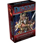 Descent 2nd Ed: Conversion Kit Strategy Game