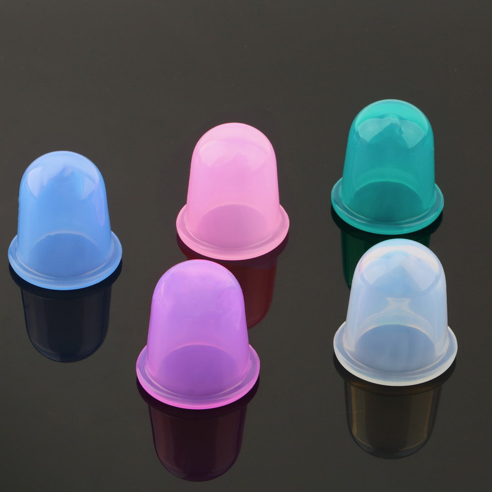Family Body Massage Helper Anti Cellulite Vacuum Silicone Cupping Cups