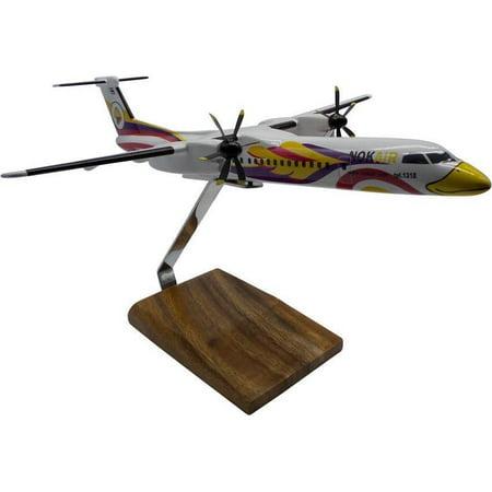 Nok Air Q400 Mahogany Model