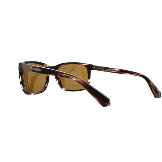 e2180de9d3 GIORGIO ARMANI - GIORGIO ARMANI Sunglasses AR 8016 503683 Striped Brown 58MM  - Walmart.com
