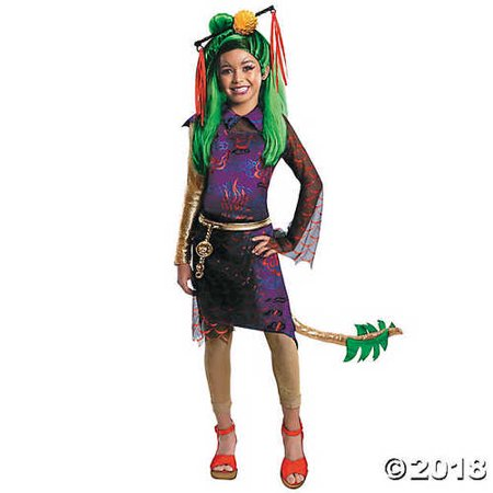 Girl's Monster High™ Jinafire Costume - Small](Jinafire Costume)