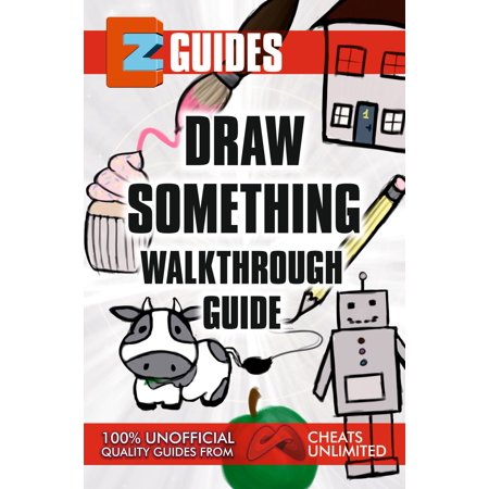 EZ Guides: Draw Something - eBook (Draw Something Halloween Words)