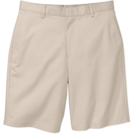 George Men's Flat Front Shorts - Walmart.com