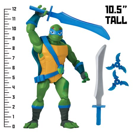 Rise of the Teenage Mutant Ninja Turtle Leonardo Giant Figure](Teenage Mutant Ninja Turtles Shredder)