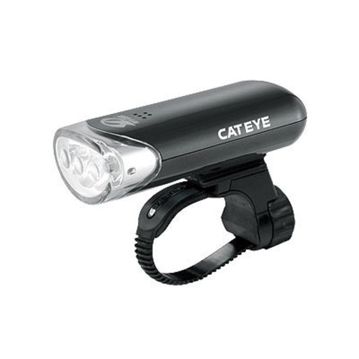 - HL-EL135 Headlight, HLEL140 Waterproof Taillight Front Go Mount Volt Store Combo Black Headlight Rechargeable Helmet Lights Light Battery.., By CatEye