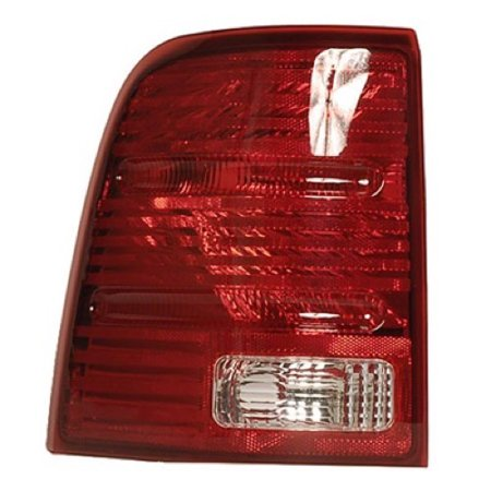 Go-Parts » 2002 - 2005 Ford Explorer Rear Tail Light Lamp Assembly / Lens / Cover - Left (Driver) Side - (Eddie Bauer + Limited + NBX + Postal +