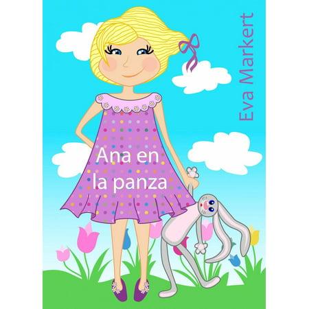 Ana en la Panza - eBook - Panzas Embarazadas Halloween