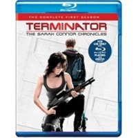 Terminator The Sarah Connor Chronicles: The Complete First Season (Blu-ray)