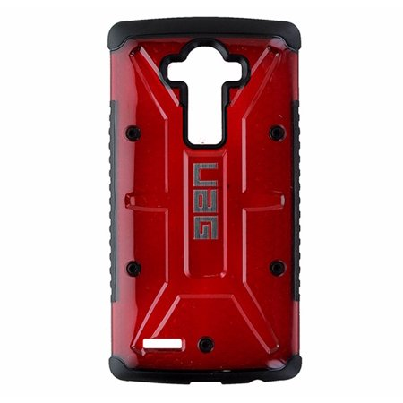Urban Armor Gear Feather-Light Composite For LG G4 - Red (Composite Gear)