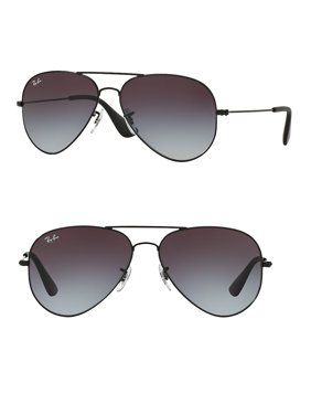 d35b422dec1 Product Image Ray-Ban Unisex RB3558 Aviator Metal Sunglasses