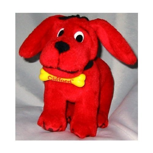 Clifford The Big Red Dog Standing Plush 8 Clifford Begs To Be