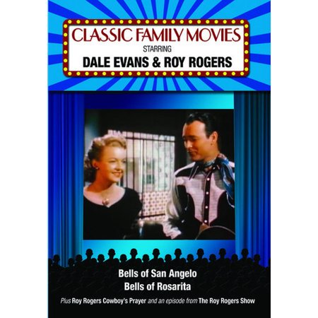 Classic Family Movies: Roy Rogers/Dale Evans (DVD) - Classic Family Halloween Movies
