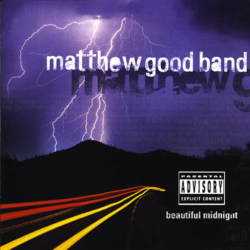 Matthew Good Band - Beautiful Midnight [CD]