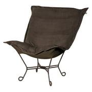 Elizabeth Austin Scroll Puff Bella Accent Chair
