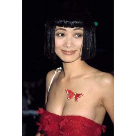 Bai Ling At The Tribeca Film Festival Nyc 572003 By Cj Contino Celebrity - Halloween Films Nyc