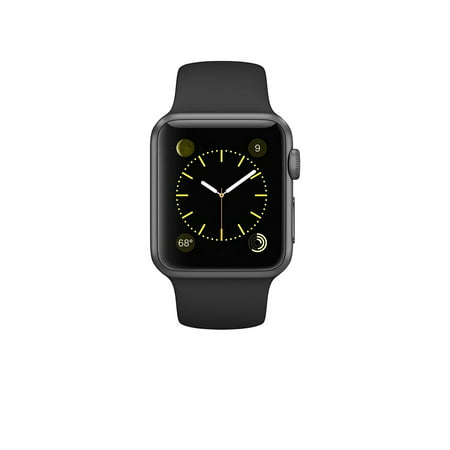 Apple Watch Series 1 38MM 42MM Aluminum Stainless Steel Case Sport Nylon Band Sport Watch Steel Band