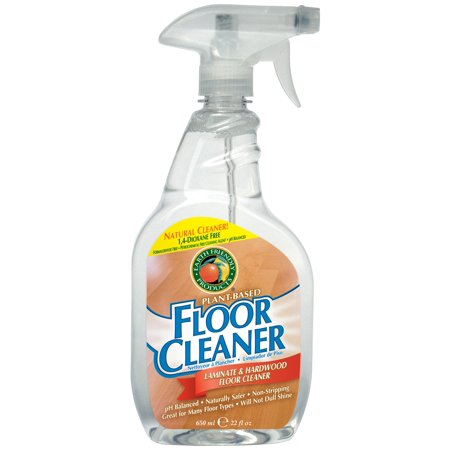 Earth Friendly Recycle Foam (Earth Friendly Products Floor Cleaner, 22 Oz )