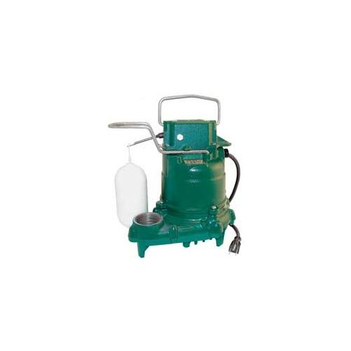 Zoeller 57-0001 Mighty Mate 1/3 HP Automatic Submersible ...